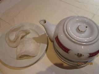 中国茶<シャンゼリゼマンダリン>